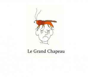 Cartoon Le Grand Chapeau Alt 3